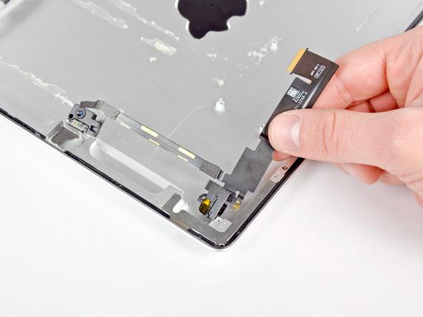 Как разобрать планшет Apple iPad 2 Wi-Fi (30)