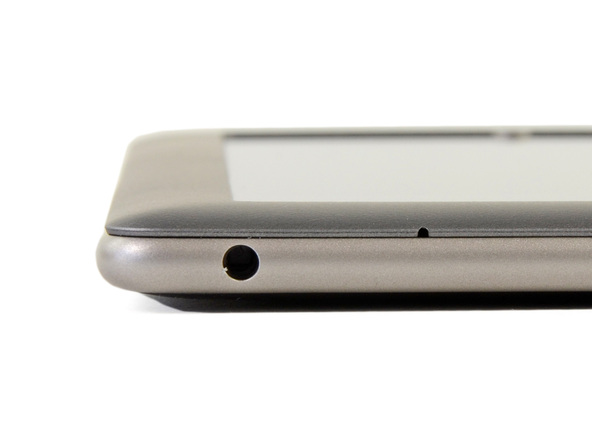 Как разобрать планшет Barnes & Noble NOOK Tablet (4)