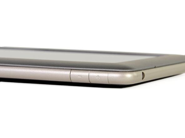 Как разобрать планшет Barnes & Noble NOOK Tablet (5)