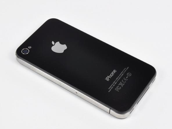 Как разобрать телефон iPhone 4 (4)