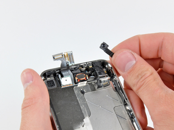 Как разобрать телефон iPhone 4 (41)