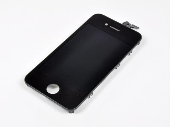 Как разобрать телефон iPhone 4 (45)