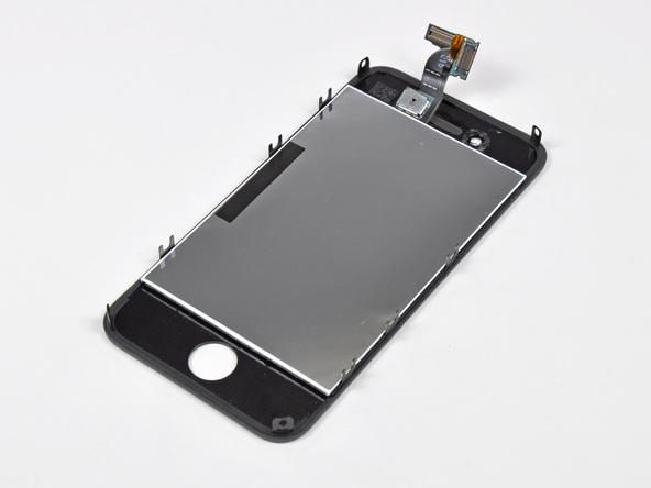 Как разобрать телефон iPhone 4 (46)