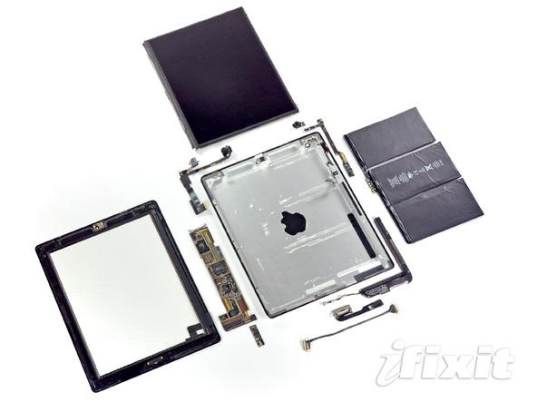 Как разобрать планшет Apple iPad 2 Wi-Fi (38)