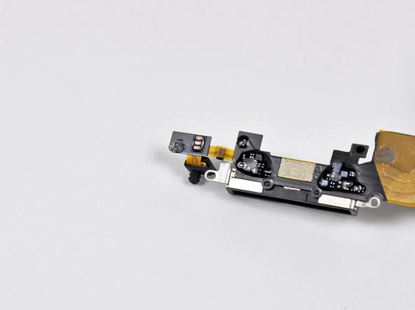 Как разобрать телефон iPhone 4 (51)