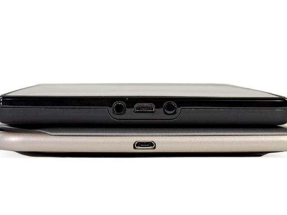 Как разобрать планшет Barnes & Noble NOOK Tablet (8)