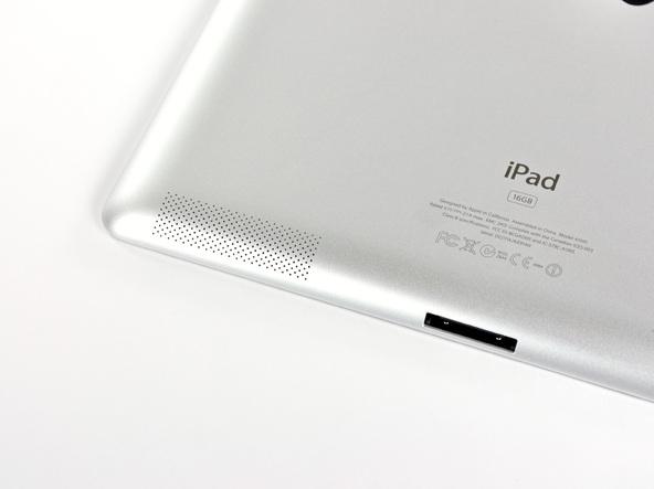 Как разобрать планшет Apple iPad 2 Wi-Fi (5)