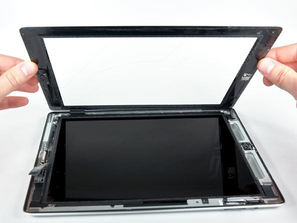 Как разобрать планшет Apple iPad 2 Wi-Fi (8)