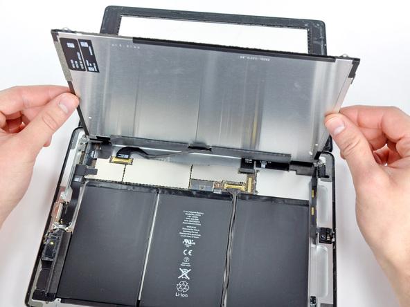 Как разобрать планшет Apple iPad 2 Wi-Fi (10)