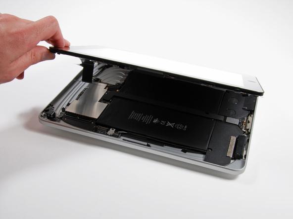 Как разобрать планшет Apple iPad Wi-Fi * Блогофолио Романа Паулова