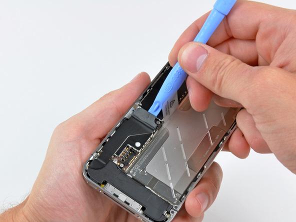 Как разобрать телефон iPhone 4 (20)