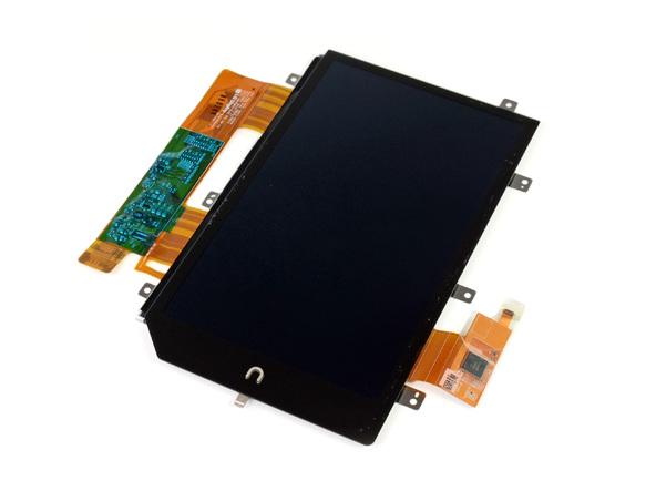 Как разобрать планшет Barnes & Noble NOOK Tablet (19)