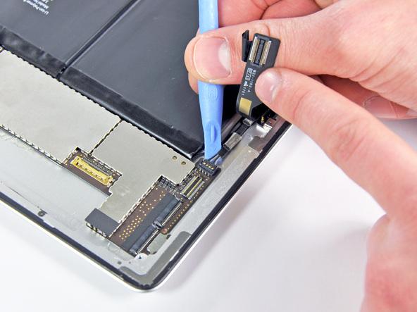 Как разобрать планшет Apple iPad 2 Wi-Fi (14)
