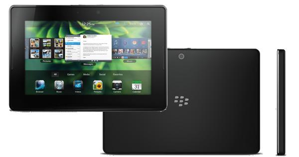 Как разобрать планшет BlackBerry PlayBook (1)