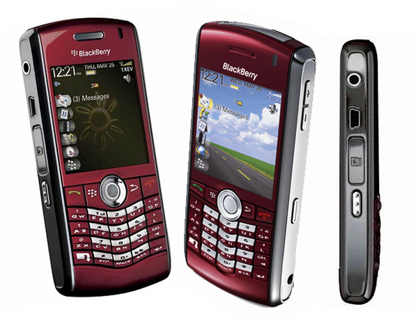 Blackberry PEARL 8130 - TIPS Manuals and User Guides, Cell ...