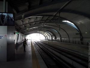 Бангкок, поезд в аэропорт
