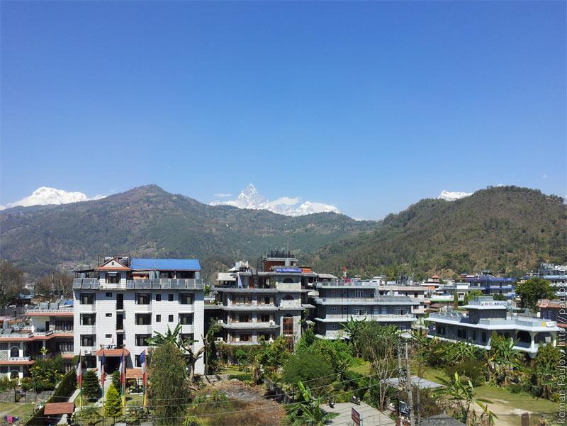 Переехали в Непал