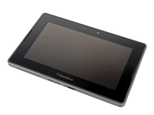 Как разобрать планшет BlackBerry PlayBook (2)