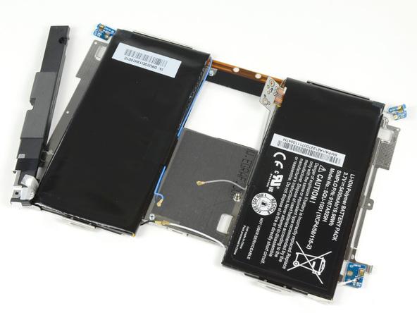 Как разобрать планшет BlackBerry PlayBook (21)