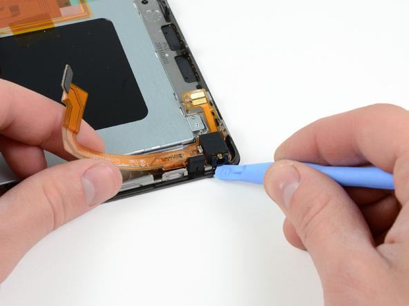 Как разобрать планшет BlackBerry PlayBook (27)