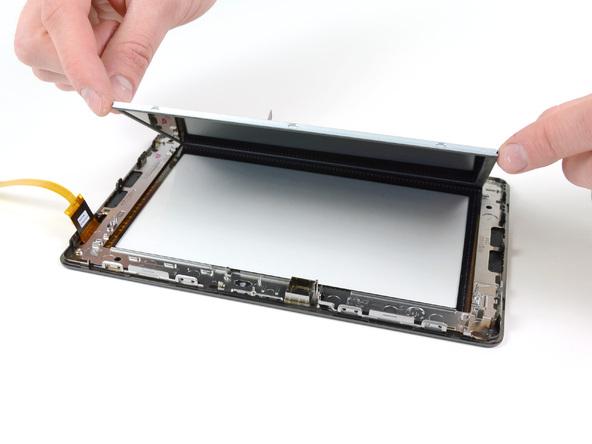 Как разобрать планшет BlackBerry PlayBook (31)