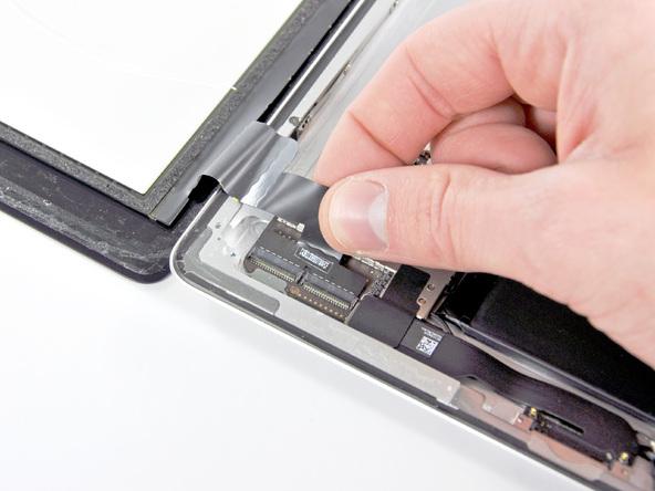 Как разобрать планшет Apple iPad 2 Wi-Fi