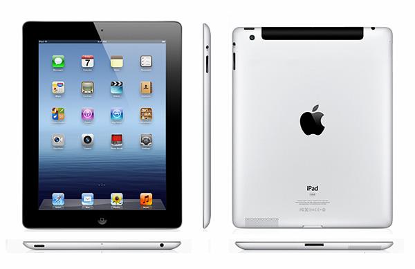 Как разобрать планшет Apple iPad 3 4G (1)
