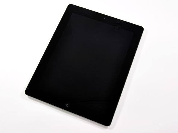 Как разобрать планшет Apple iPad 3 4G (2)