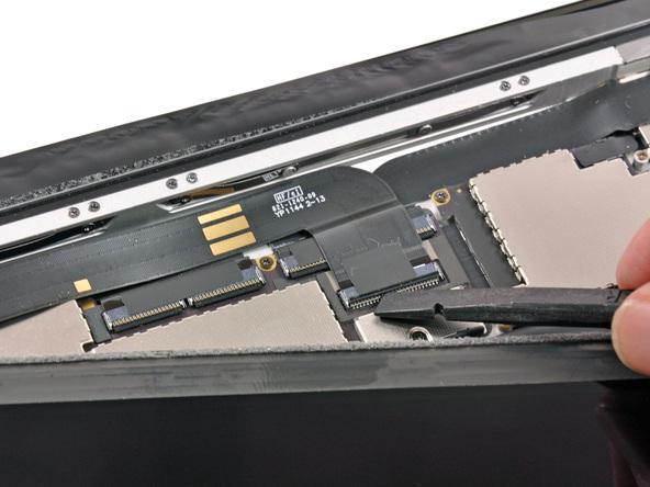 Как разобрать планшет Apple iPad 3 4G (19)