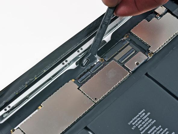 Как разобрать планшет Apple iPad 3 4G (21)