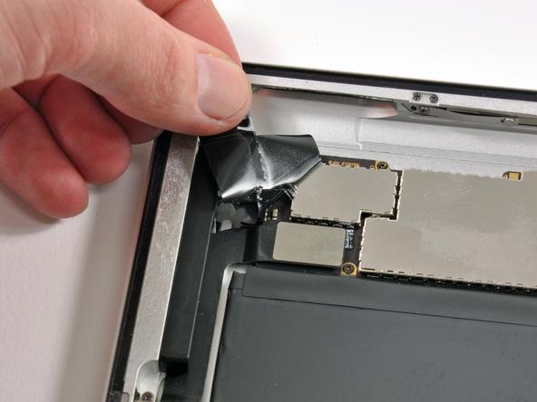 Как разобрать планшет Apple iPad 3 4G (24)