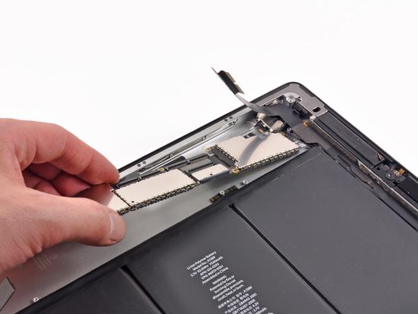 Как разобрать планшет Apple iPad 3 4G (28)