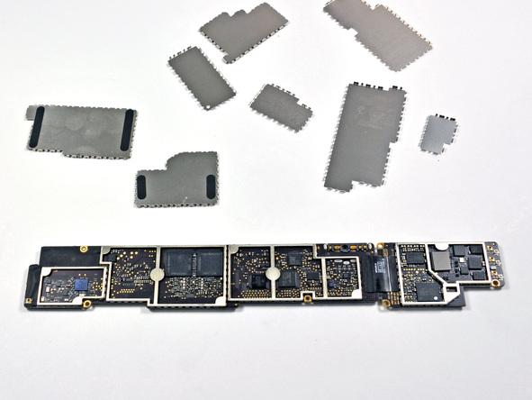 Как разобрать планшет Apple iPad 3 4G (31)