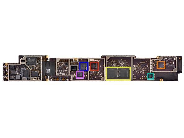 Как разобрать планшет Apple iPad 3 4G (32)