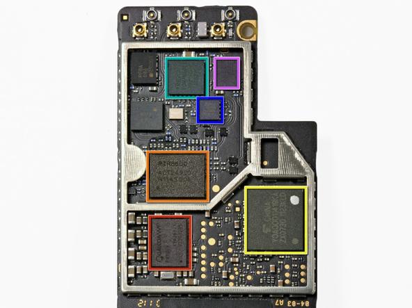 Как разобрать планшет Apple iPad 3 4G (33)