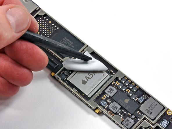 Как разобрать планшет Apple iPad 3 4G (34)