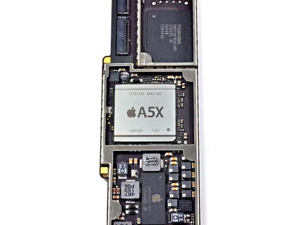 Как разобрать планшет Apple iPad 3 4G (35)