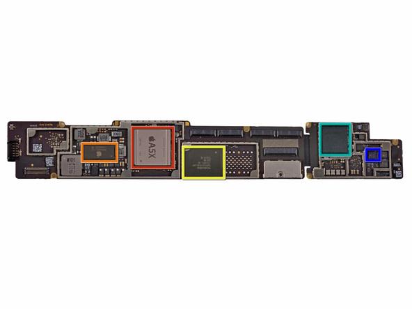 Как разобрать планшет Apple iPad 3 4G (36)