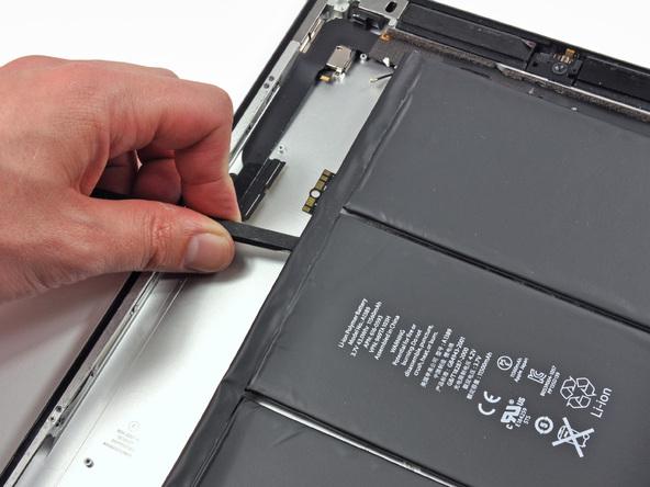 Как разобрать планшет Apple iPad 3 4G (38)