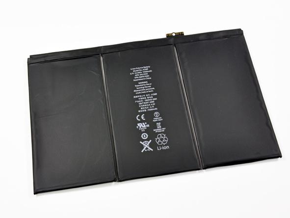 Как разобрать планшет Apple iPad 3 4G (40)
