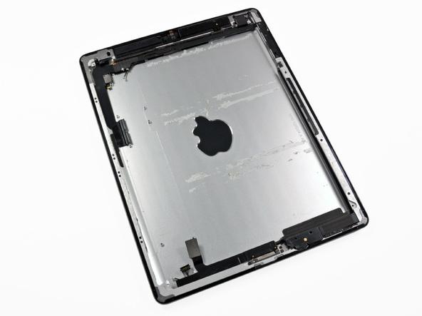 Как разобрать планшет Apple iPad 3 4G (43)