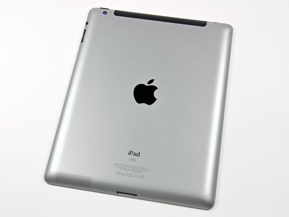 Как разобрать планшет Apple iPad 3 4G (5)