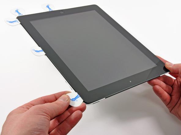 Как разобрать планшет Apple iPad 3 4G (9)