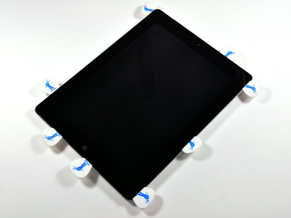 Как разобрать планшет Apple iPad 3 4G (11)