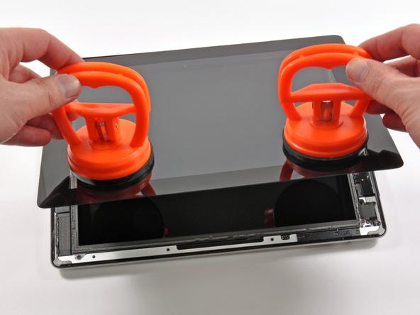 Как разобрать планшет Apple iPad 3 4G (12)