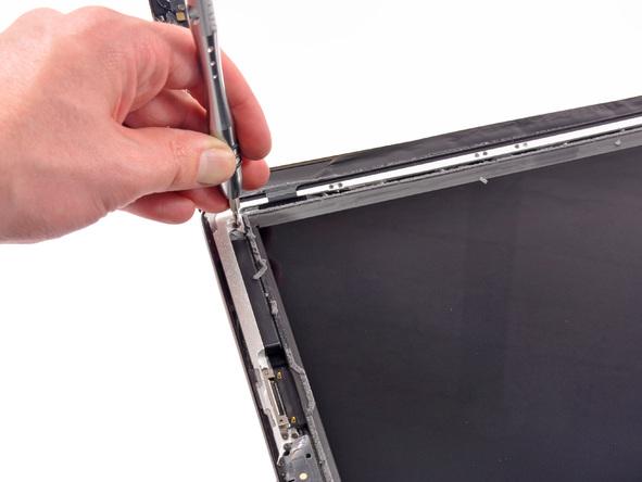 Как разобрать планшет Apple iPad 3 4G (17)