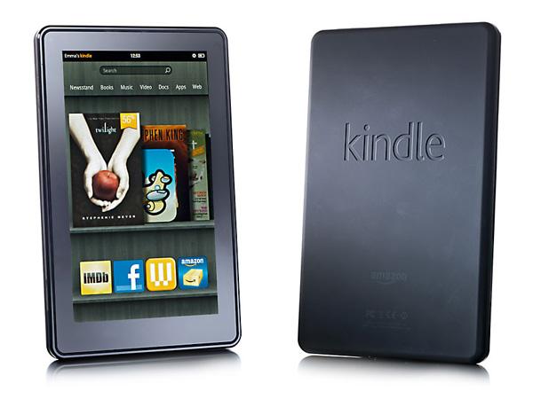 Как разобрать планшет Amazon Kindle Fire