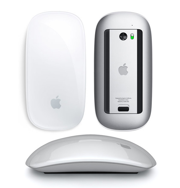 Как разобрать мышь Apple Magic Mouse (1)