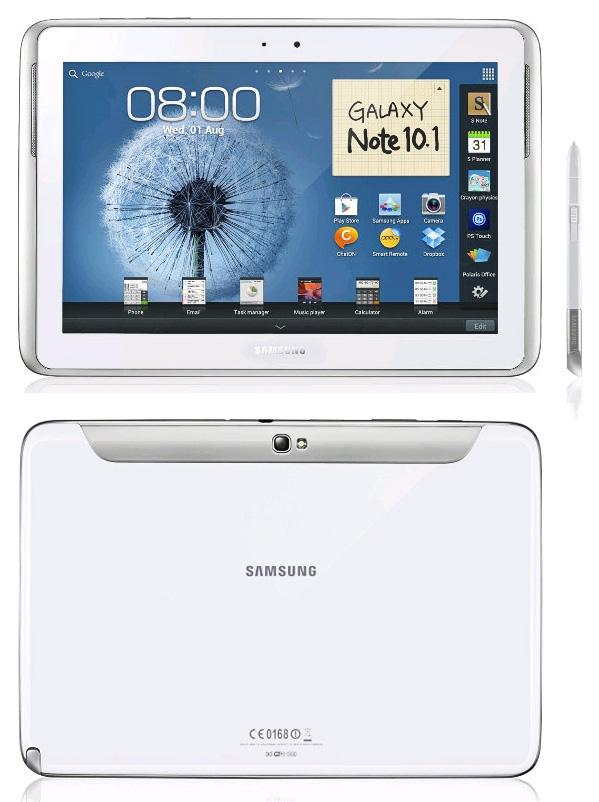 Как разобрать планшет Samsung Galaxy Note 10.1 (1)