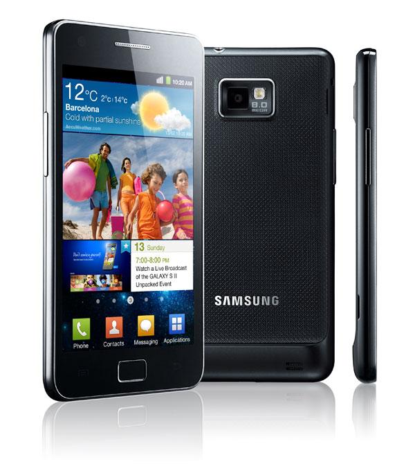 Как разобрать телефон Samsung Galaxy S II